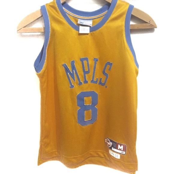 low priced 59af7 23311 Reebok Kobe Bryant MPLS Youth Jersey Size Medium